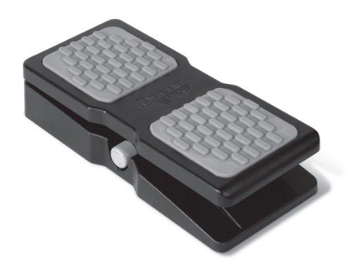 M-Audio EX-P – Pedal de Expresión Universal para Teclados, Teclados/Controladores MIDI y Pedales de Efectos de Guitarra Compatibles