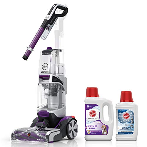 Great Deal! Hoover SmartWash Pet Automatic Carpet Cleaner with Paws & Claws Carpet Cleaning Solution...