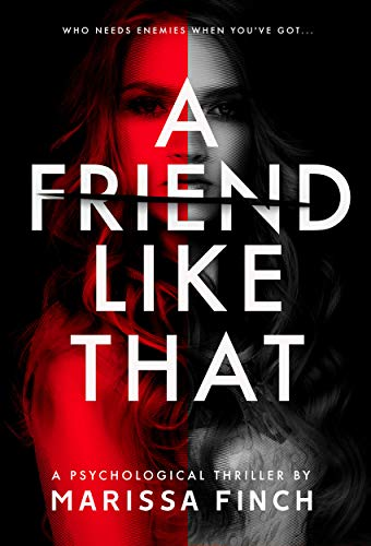 A Friend Like That: A Gripping Psychological Thriller