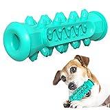 Kauspielzeug für Hunde, Hundezahnbürste Hundespielzeug unzerstörbares Hundespielzeug Zahnreinigung interaktives Spielzeug für kleine und mittlere Hunde