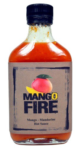 Suicide Sauces – Mango Fire – Hot Sauce – 200ml