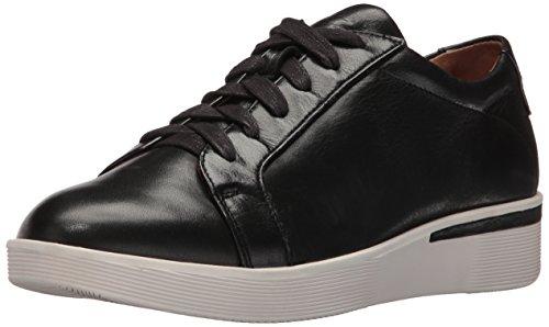 Gentle Souls by Kenneth Cole Women#039s Haddie Fashion Sneaker Black 9 M US