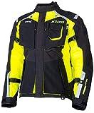 Klim Badlands–Dirt bike moto giacca da uomo ad alta visibilità/Medium by Klim