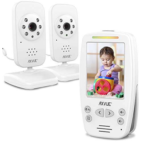 AXVUE E662 Video Baby Monitor