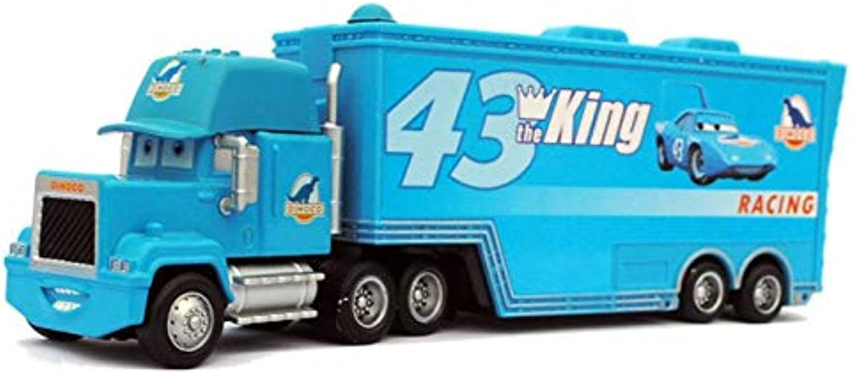 Generic Pixar Cars 2 fire Fighting Truck 95 Loose Rare Diecast 1 43 Metal Toy Cars McQueen Pixar Truck Combination 3