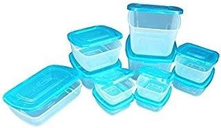 Mr Lid Premium Food Storage Container, 11 Pack, Amazon Exclusive