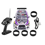 RC Drift Car Toy, 1/10 4WD Control Remoto Drift Coche RC Racing Car Modelo Vehículo de Juguete, con USB Cable