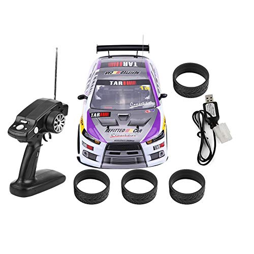 RC Drift Car Toy, 1/10 4WD Control Remoto Drift Coche RC