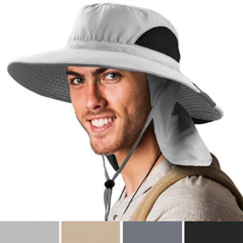 Premium Boonie Hat Wide Brim Sun Hat