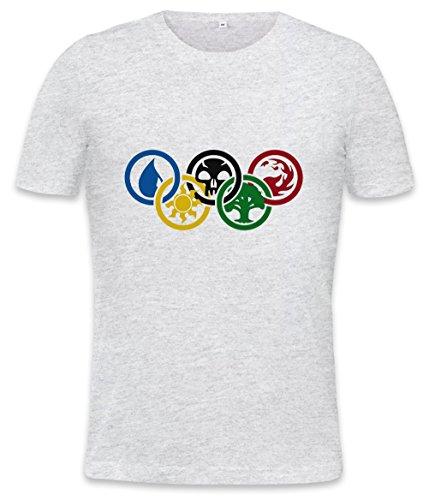 Magic The Gathering Olympics Mens T-shirt Large