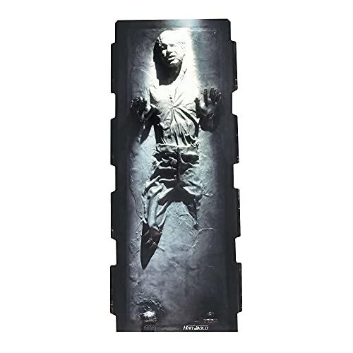Han Solo Star Wars a grandezza naturale sagoma di cartone–185cm