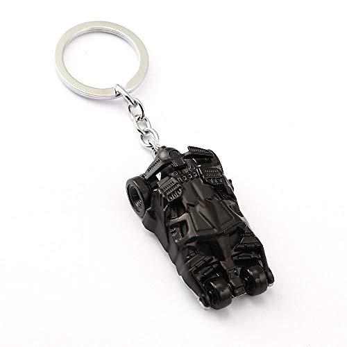 RainSound Metal Batman Black Tumbler Car Movable Keychain