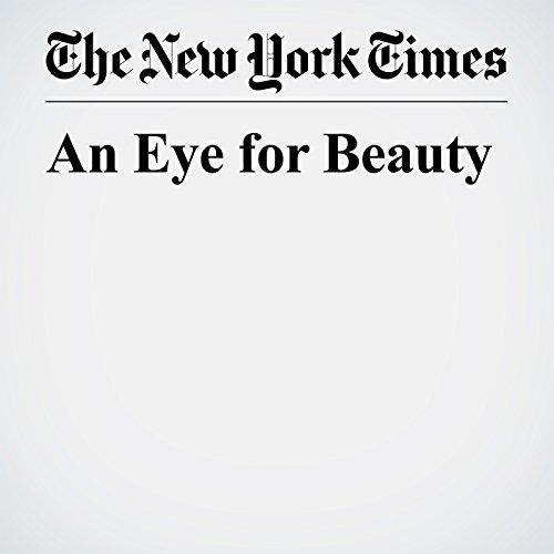 An Eye for Beauty copertina