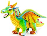 VIAHART Drevnar The Dragon   26 Inch Stuffed Animal Plush   by Tiger Tale Toys