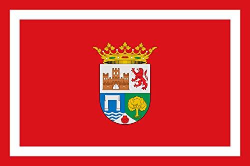 magFlags Bandera Large Alcaracejos, Córdoba, España | Bandera Paisaje | 1.35m² | 90x150cm
