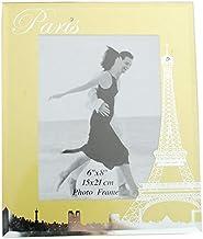 Porta Retrato 15x21cm Vidro Paris PF-211-6-DO-V