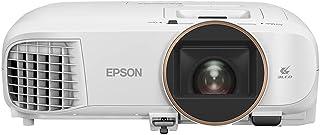 Epson EH-TW5820 3LCD-projektor (Full HD 1920 x 1080p, 2 700 lumen vit och färgljusstyrka, kontrastförhållande 70 000:1, in...