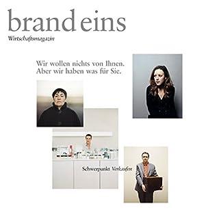brand eins audio: Verkaufen Titelbild