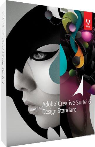 Adobe Creative Suite 6 Design Standard Upgrade von CS5.5 MAC
