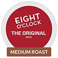 Eight O Clock The Original Coffee, Keurig K-cup Pods, 12 Count, Pack of 6 141[並行輸入]