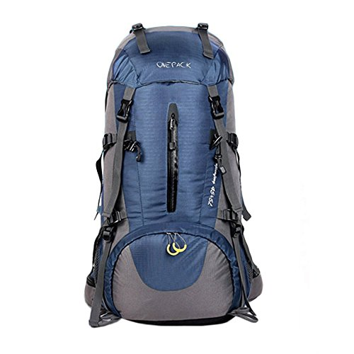 ONEPACK 50L(45+5) Hiking Backpack Daypack Waterproof Outdoor Sport Camping Fishing Travel Climbing...