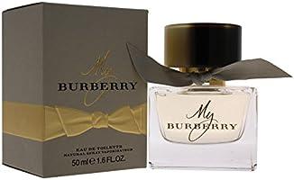 Burberry Perfume  - Burberry My Burberry - perfumes for women, 50 ml - EDT Spray