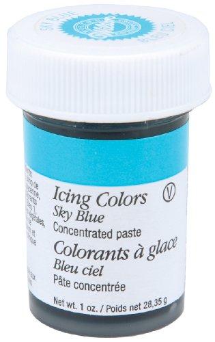 Wilton 610-700 Icing Gel, 1-Ounce, Sky Blue