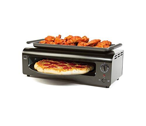 Ronco Pizza & More, Black/Black