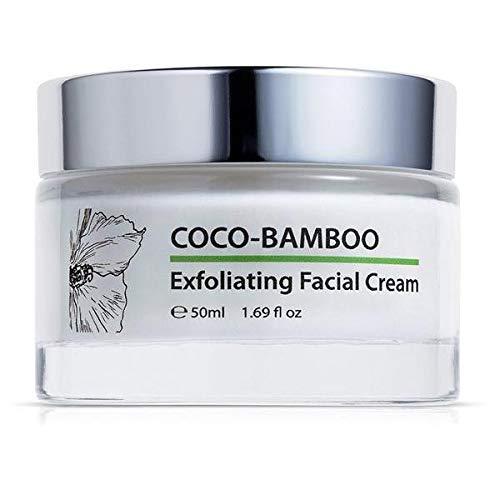 Green Keratin Coco-Bamboo Crème Exfoliant Visage