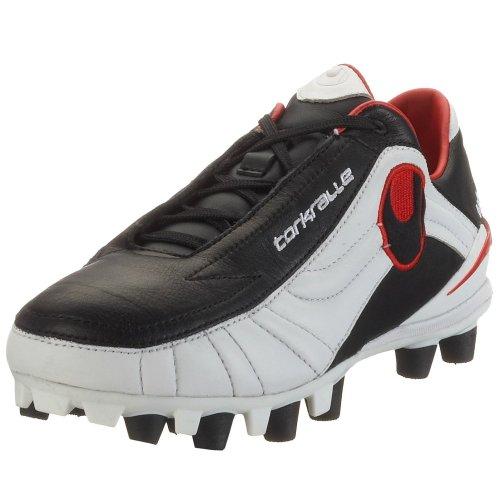 Uhlsport Torkralle MD 100820101, Unisex - Erwachsene Sportschuhe - Fußball, schwarz, (black/red 01), EU 44, (UK 9 1/2)