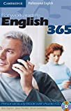 English365 1 Personal Study Book with Audio CD: For Work and Life: Vol. 1 (Cambridge Professional English)