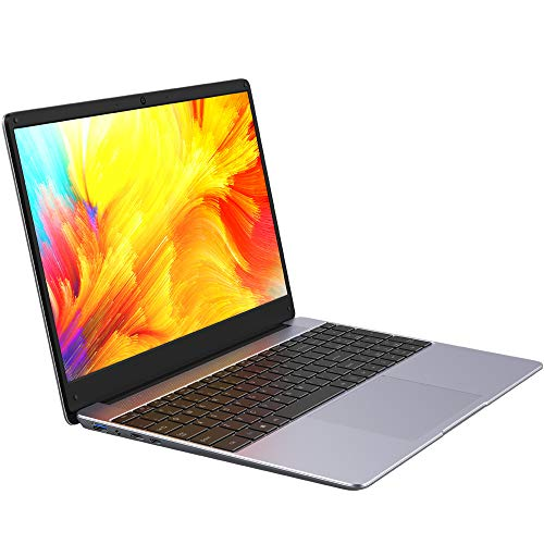 CHUWI HeroBook Plus 15.6'' Laptop, 12GB RAM 256GB SSD, Intel Quad Core Celeron J4125 2.7GHZ, 4K Video Decoding, Windows 10, USB 3.0, HDMI, 2.4G/5G WiFi, Gigabit Ethernet, BT 5.1