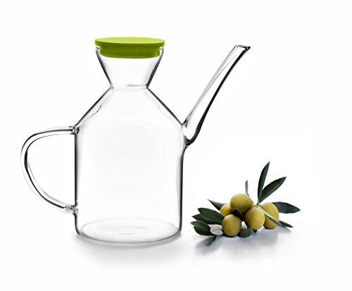 Ibili 792705 - Aceitera Cristal Clasica 500 ml