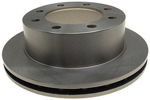 ACDelco 18A934A Advantage Non-Coated Rear Disc Brake Rotor