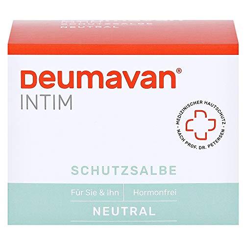 Deumavan Salbe neutral Intimpflege, 100 ml