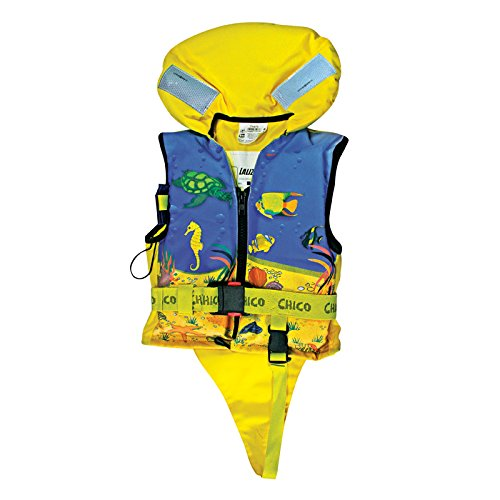 Lalizas Kinder Rettungsweste Kinderschwimmweste Chico 10 - 20 kg 100 N 12402-4