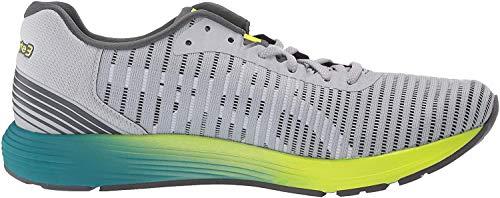 ASICS Men's Dynaflyte 3 Running Shoes, 11M, MID Grey/White