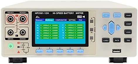 Hopetech 3561-12H Multi-channel Battery Internal Resistance Tester