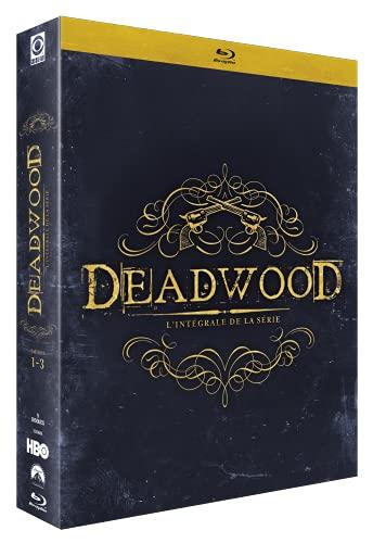 Deadwood-Saisons 1 à 3 [Blu-Ray]