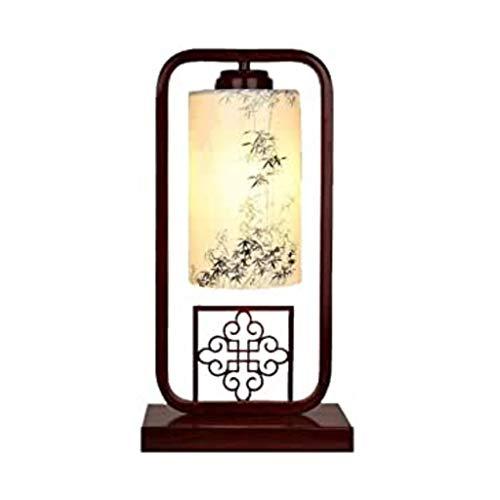 SPNEC Lámpara de Mesa, lámpara de cabecera del Dormitorio Retro Moderno de la Sala de Estar Estudio dirigido Decorativo Lámpara de Mesa