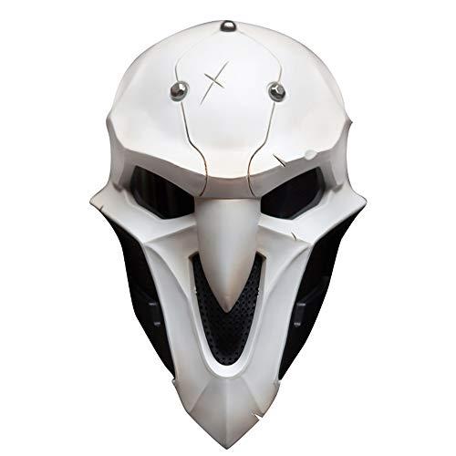 DMAR Overwatch Reaper Mask, 1: 1 Replica Halloween Cosplay Prop
