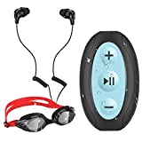 Waterproof MP3 Player for Swimming, AGPTEK IPX8 MP3...