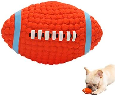 Laiken Squeaky Dog Toys Ball for Diffe famous Reservation 4 Aggressive Chewers