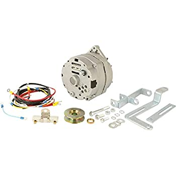 [SCHEMATICS_4ER]  Amazon.com: DB Electrical AKT0004 New Ford 8N Tractor Alternator For Generator  Conversion Kit, Ford 8N with side Mount distributor: Garden & Outdoor | N Ford Tractor Generator To Alternator Wiring |  | Amazon.com