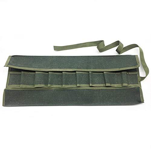 WAGA Japanese Bonsai Tools Storage Package Roll Bag Canvas Set 600430MM