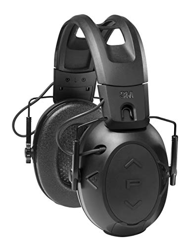 Peltor Sport Tactical 300 Electronic Hearing Protector, Ear Protection, NRR 24 dB, Ideal for Shooting and Hunting