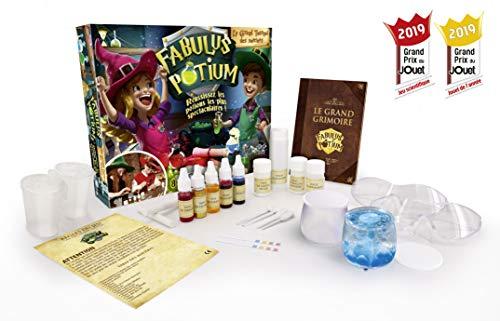 Le jeu Fabulus Potium