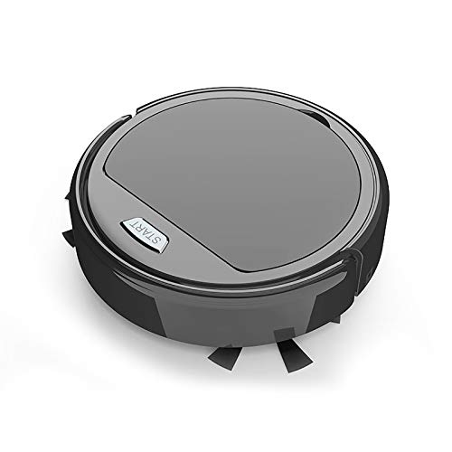 GAKIN 1 Stück Set Super Dünn Saugroboter Smart Gyroskop Navigation für Haus und Wohnung