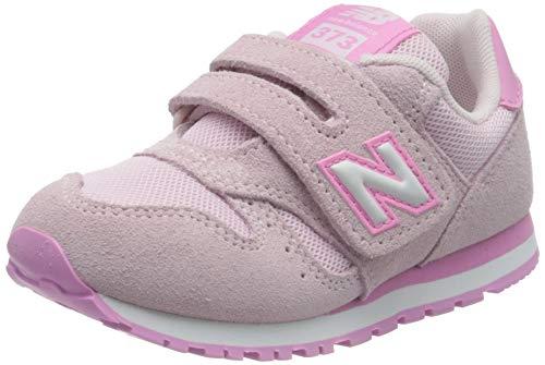 New Balance 373 n, Zapatilla Cásica Niñas, Rosa (Cherry Blossom with Candy Pink), 35 EU