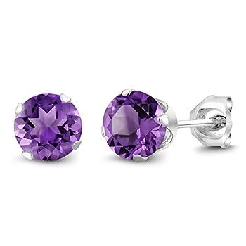 Best purple stud earrings Reviews